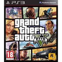 Ps3 Digital Gta V - Descarga Ps3