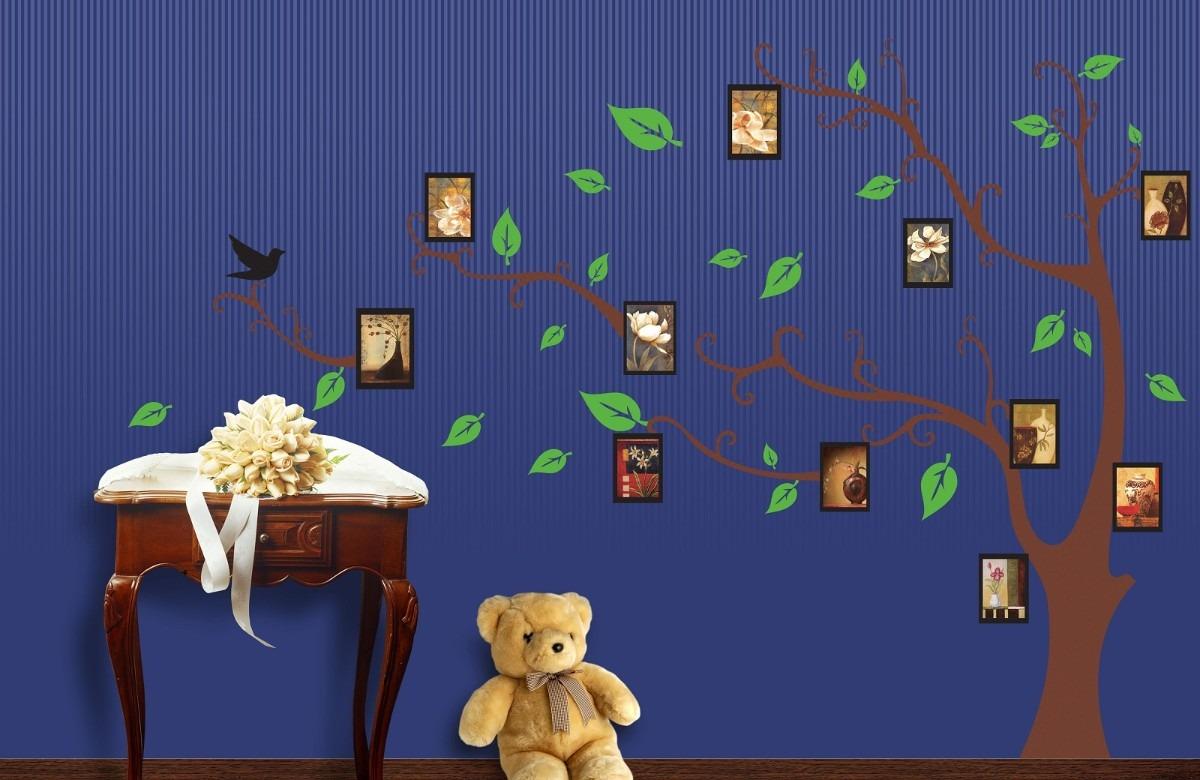 Vinilos decorativos para paredes murales cuadros en for Vinilos murales adhesivos