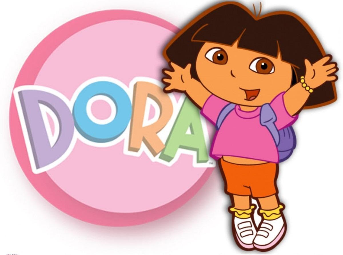 Vinilos Adhesivos Decorativos Dora La Exploradora - $ 15.000 en ...