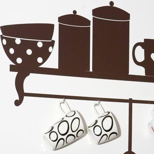 Decoraci n e ideas para mi hogar adhesivos decorativos for Adhesivos decorativos