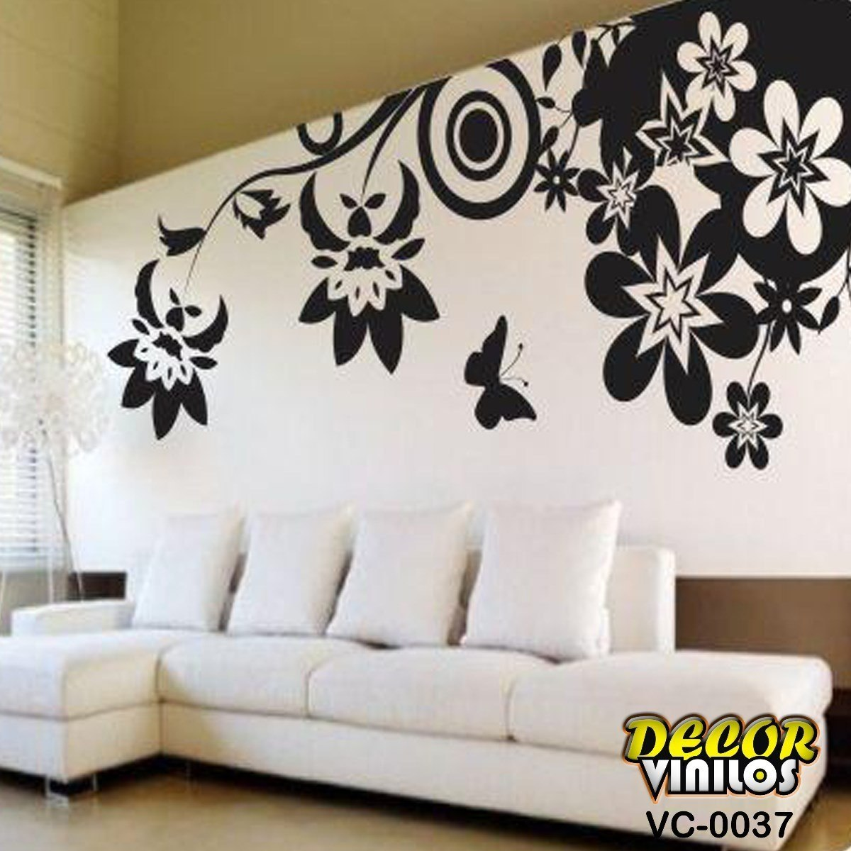 Vinilos decorativos pared vinilos pared vinilos para - Decorativos para paredes ...