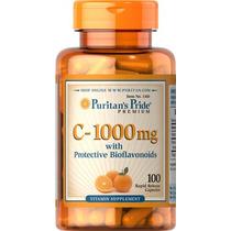Vitamina C Con Bioflavonoides /1000 Mg Puritans Pride
