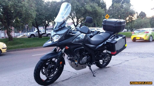 Vstrom Touring 650 Abs
