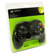Control X-box Alambrico