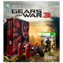 Consola Xbox 360 Gears Of War 2 Controls 320gb Lt 3.0 Regalo