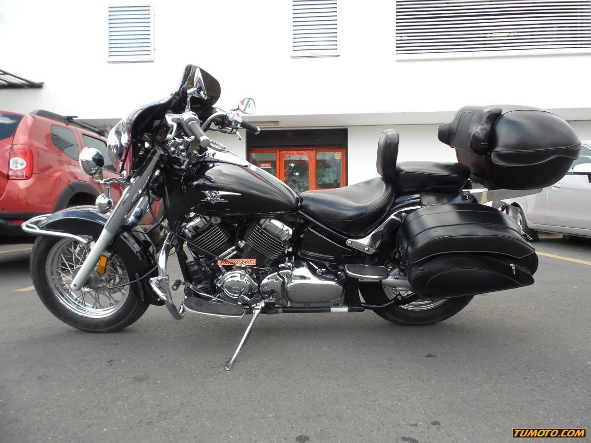 Motos Yamaha V Star Cc En Venta