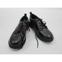 Zapatos Negros Unisex Vestir Canyon River Blues