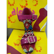 Calzado Dama Plataforma Zapato