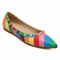 Zapatos Valentino Baletas Bailarinas Mujer