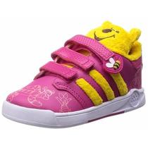 Tennis Adidas Winnie Pohh Niña Talla 26