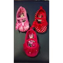 Se Venden Lindos Zapatos Minnie De Disney Original Bebita