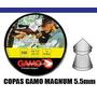 Copas Gamo 5.5mm Caja X 250 U/n Por Referencia | TIENDA-DEPORTIVA