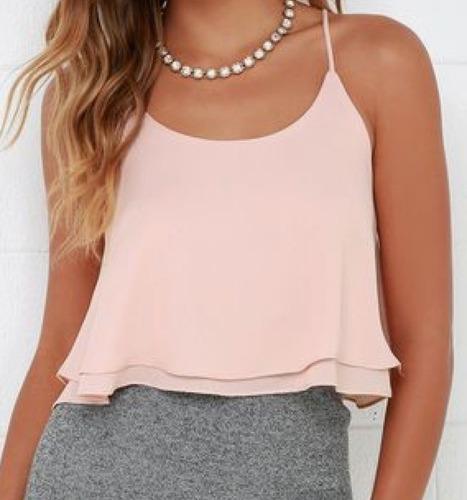 Blusas para mujer Limonni LI906 Basicas