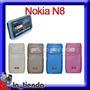 Forro Para Nokia N8 Rosado Acrilico Case Protector Fucsia   LA_TIENDA