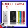 Forro Ipod Touch 5 Manguera Silicona 8gb 16gb 32gb 64gb   LA_TIENDA