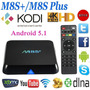 Tv Box M8s Plus Android 5.1 Quad Core Mas Potente Android Tv | ING.COMERCIAL