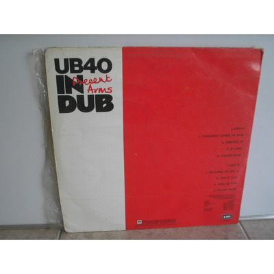UB40 One In Ten Present Arms In Dub