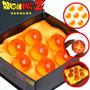 Esferas Del Dragon Juego X 7 Bandai Dragon Ball Z 3.5cm Nuev   TATACHERUB