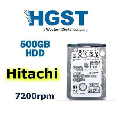disco duro sata 500gb portatil nuevo 5400rpm 2.5 toshiba hgst