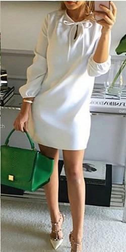 Vestidos para mujer Limonni LI853 Cortos Casuales Fiesta