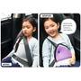 Adaptador Cinturon De Seguridad Carro Ideal Para Niños | WILJOC