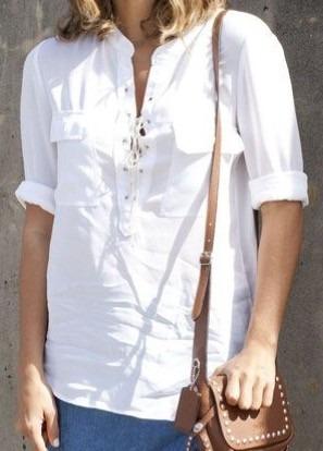 Blusas para mujer Limonni LI901 Casuales