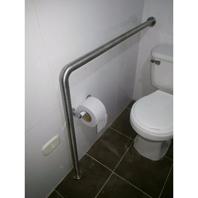 Pasamanos ba os discapacitados bogota medidas de cajones for Pasamanos para ducha