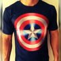 Camisas Super Heroes,gym,comics,marvel, Lycra Compresión.   KIKEARB