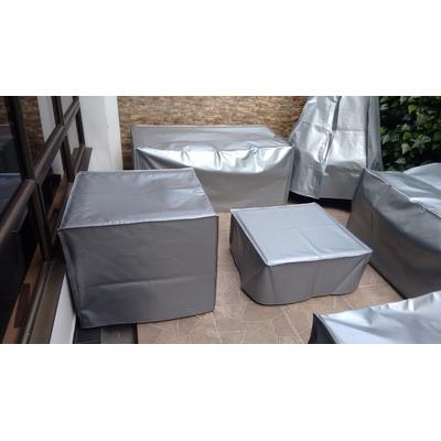 Forros fundas impermeables para muebles de terraza y jardin for Fundas muebles terraza