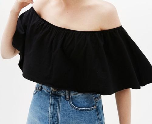 Blusas para mujer Limonni LI465 Campesinas