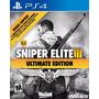 Nuevo Fisico Ps4 Sniper Elite Iii 3 Ultimate Edition | JUANBURIAL