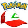 Gorra Ash Ketchum Cachucha Nintendo Anime Pokemon Cosplay | ROMANTIK BOUTIQUE