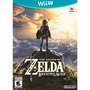 Físico The Legend Of Zelda Breath Of The Wild Wii U Nintendo | ESTORAQUES