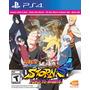 Nuevo Naruto Shippuden Ultimate Ninja Storm 4 Road To Boruto   BYARCY