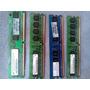 4 Memorias Ddr 2 512 Mb Pc2-4200 Usadas | CRAZYCIRCUIT