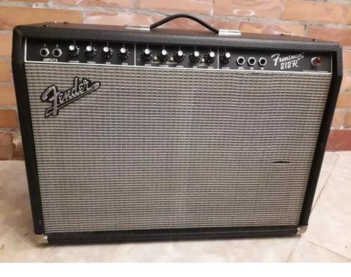 Amplificador Para Guitarra Fender Frontman 212r Impecable