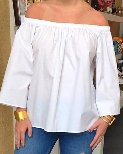 Blusas para mujer Limonni LI589 Campesinas