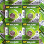 Bateria Pila X10 Gp Lr41 192 1.5v Alcalina Nueva Original   MATARAZAEL