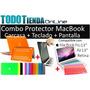 Carcasa + Teclado+ Screen Macbook Pro Air Y Retina 13 | ARANK10