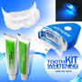 Kit Profesional  Blanqueamiento Dental Con Luz Led Incluida | CHIQUINQUIREÑO