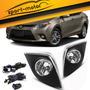 Para 2014 2015 2016 Toyota Corolla Niebla Clara Luz Lámparas Toyota Highlander