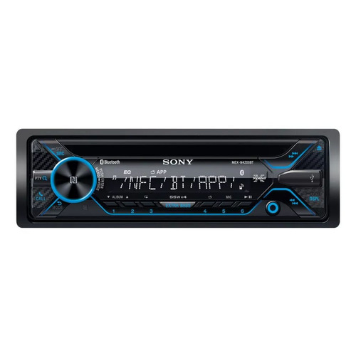 Exi Receptor De Cd Con Tecnología Inalámbrica Bluetooth®