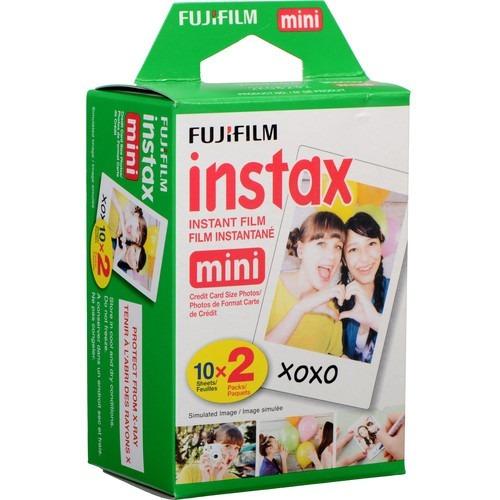 Fuji Instax Mini 8 Y 9 X 20 Fotos