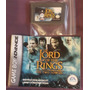 Lord Of The Rings Two Towers + Manual / Gameboy Advance Gba | MAS TRADING