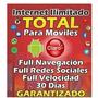 Internet Ilimitado Claro Y Avantel Por 1,3,6,12 Meses Garant | ZAJUGA
