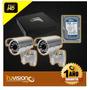 Ccvt Kit Dvr 4 Camaras De Seguridad Truvision + Disco Duro | TRUVISION COMPANY