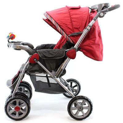 Coche para beb silla para carro 4 en1 priori verona for Silla coche 4 anos