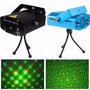 Luz Laser Multipunto Rojo Verde | ELECTRONIC_GADGET