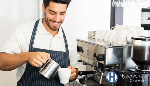 Curso Completo En Barismo Cafetería Y Latte Art