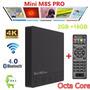 Tv Box Android 7.1 Mini M8s Pro 2gb/16gb 8 Nucleos Kodi 17.4 | EMPRENDEDOR1010